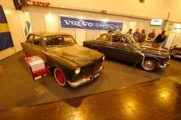 Volvo Amazon Impressionen Techno Classica 2016