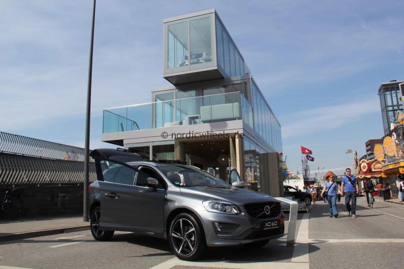 Volvo Forum in Hamburg