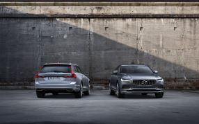 New Polestar performance package now available for the Volvo S90 and V90. Picture: Volvo PV.