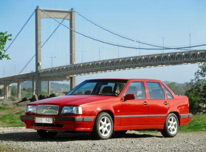 Volvo 850 1992. Bild: Volvo Cars.