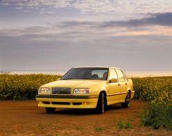 Volvo 850 1995. Bild: Volvo Cars.