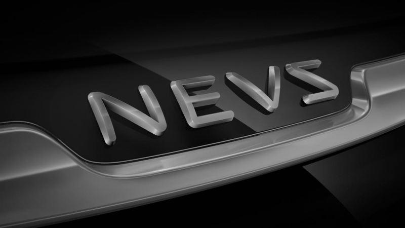 NEVS, neue Automarke aus Schweden.