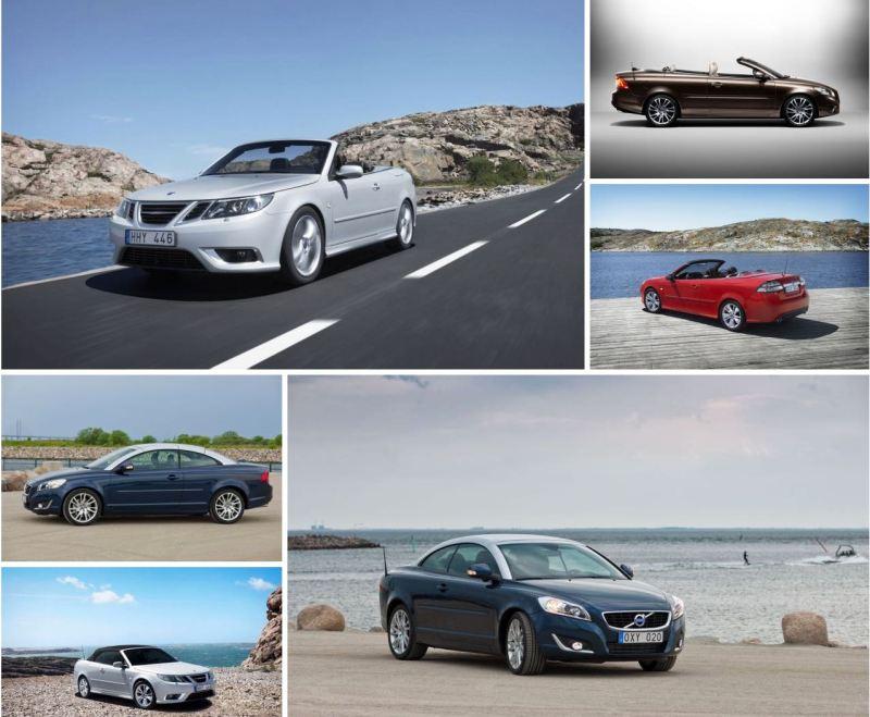 Volvo und Saab?