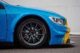 ANDERSTORP 2016-06-18 Volvo S60 WTCC Art Car Cyan racing, Polestar, STCC på Anderstorp Photo: Andreas Hillergren