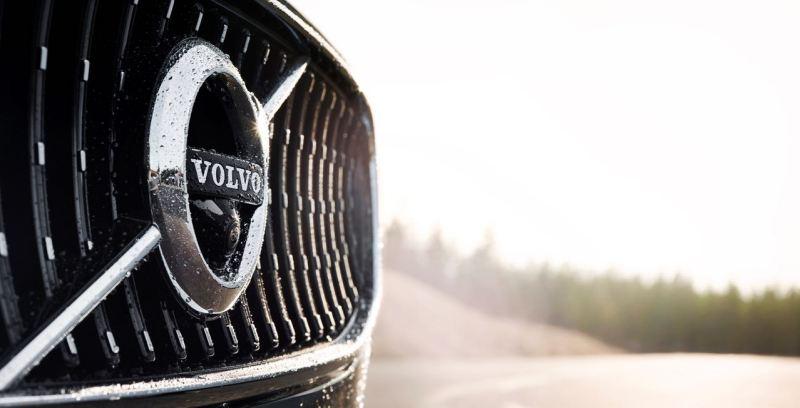 New Volvo V90 Cross Country detail. Bild: Volvo Cars.