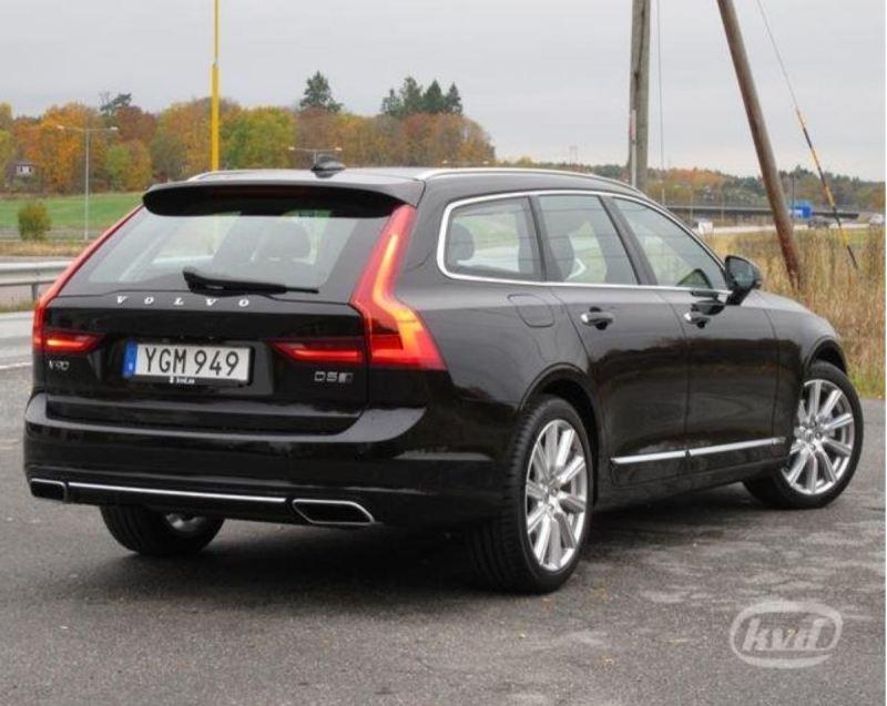 Eine Gelegenheit? Volvo V90 bei KVD.