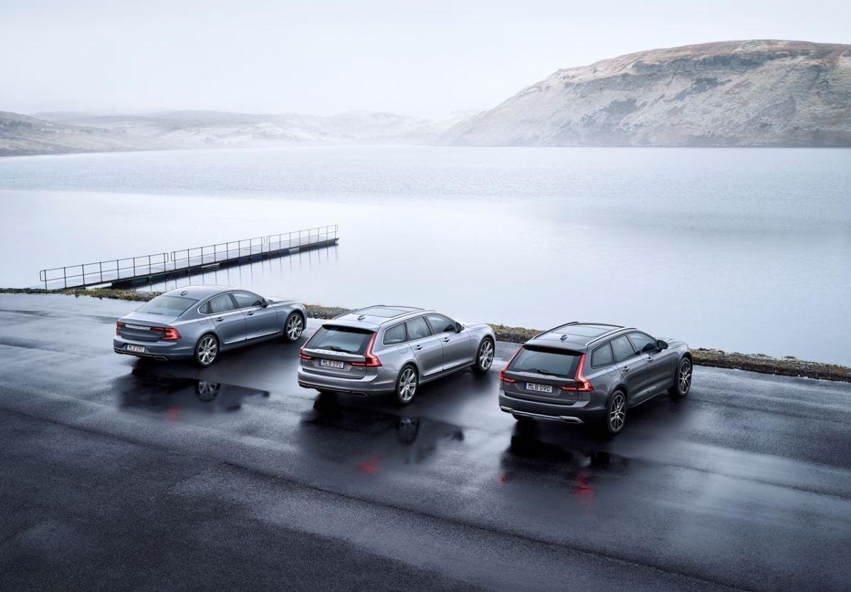 Volvo testet Fahrzeuge mit Brennstoffzelle