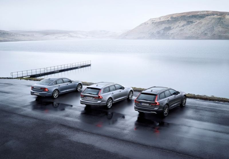 Volvo S90/V90/V90 Cross Country. Bild: Volvo Cars