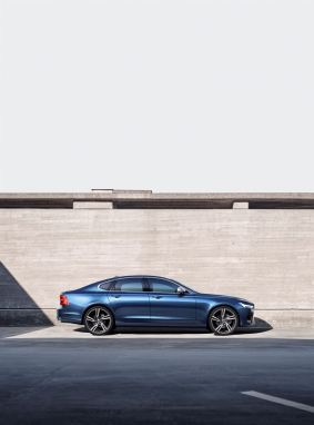 Volvo S90 R-Design. Bild: Volvo Cars