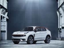 Lynk & Co 01, Sport. Bild: Lynk & Co