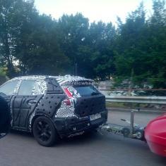 Heck mit Volvo typischen Design Elementen.