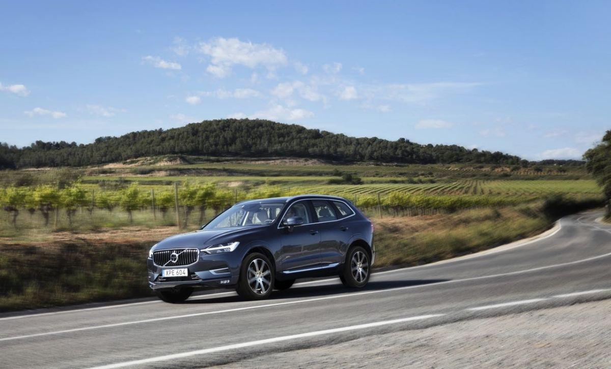 Volvo steigert Betriebsergebnis. XC40 Premiere im Herbst.