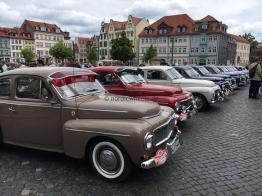 Es fand in Weimar und Erfurt statt.