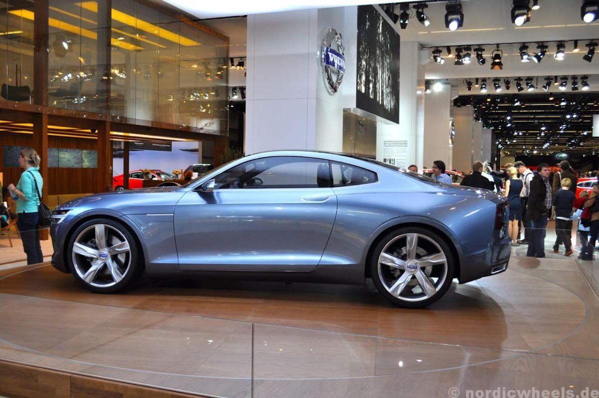 Volvo nicht auf der IAA 2017
