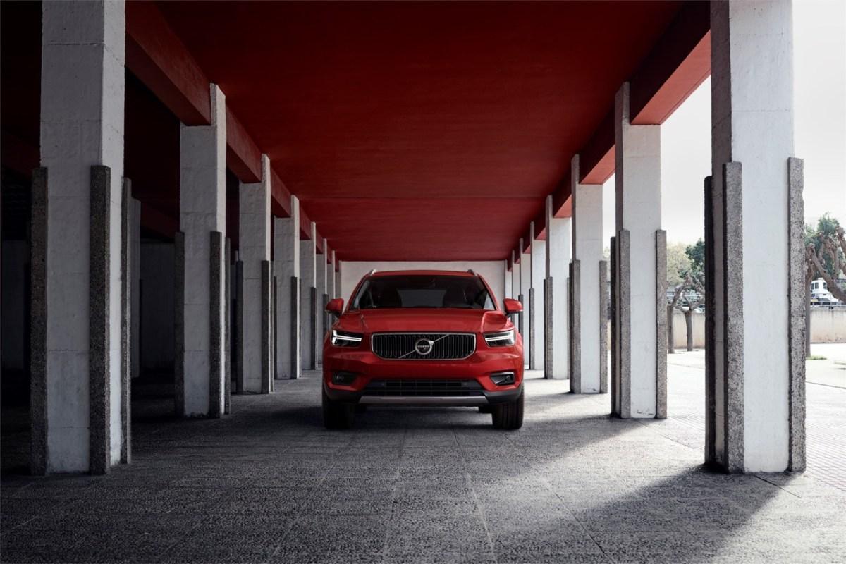 Care by Volvo. Mobilität der Zukunft.