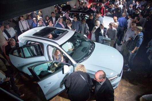 Volvo XC40 #XCITENIGHT. Bild: Volvo Deutschland
