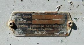 Chassis Nummer 92009. Bild: Bonhams