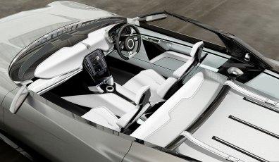 Interieur mit Volvo Elementen. Bild: Alcraft Motor Company