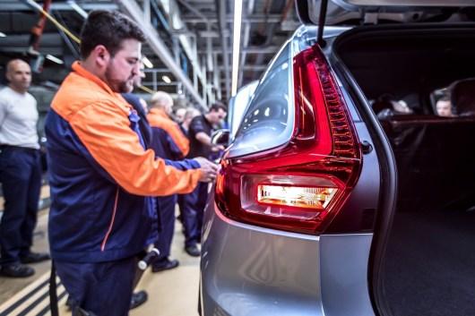 Ein neues Kapitel in der Geschichte des Werks. Bild: Volvo Cars