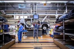 Umfangreiche Investitionen sichern den Standort. Bild: Volvo Cars