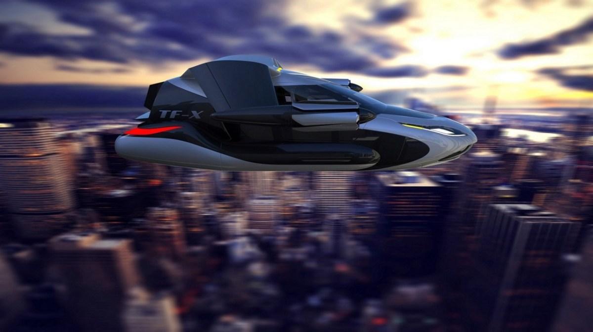 Fliegendes Auto wird Realität. Geely übernimmt Terrafugia.