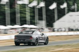 Polestar 1 beim Goodwood Festival of Speed 2018. Bild: Volvo Cars