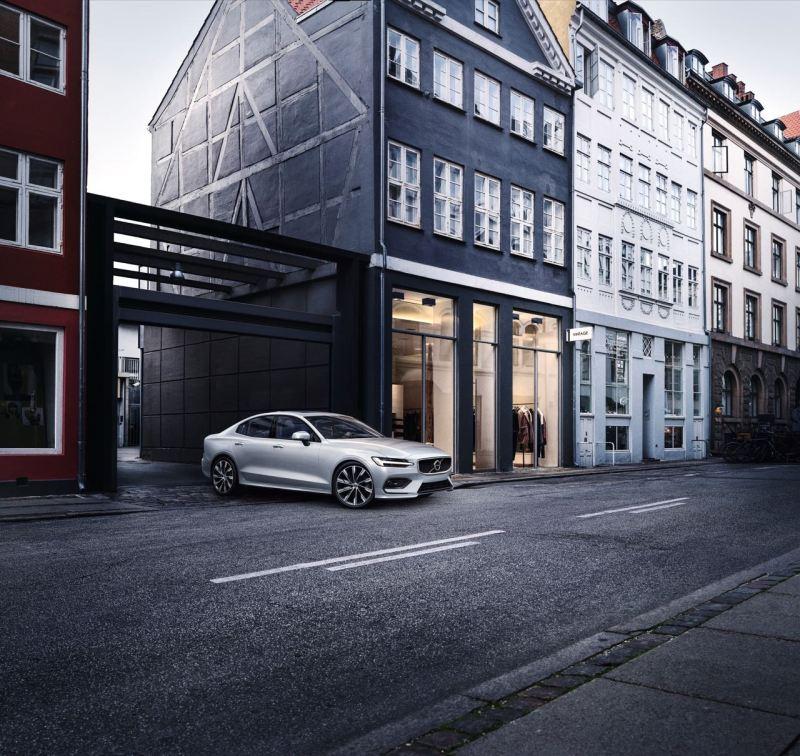 Neuer Volvo S60