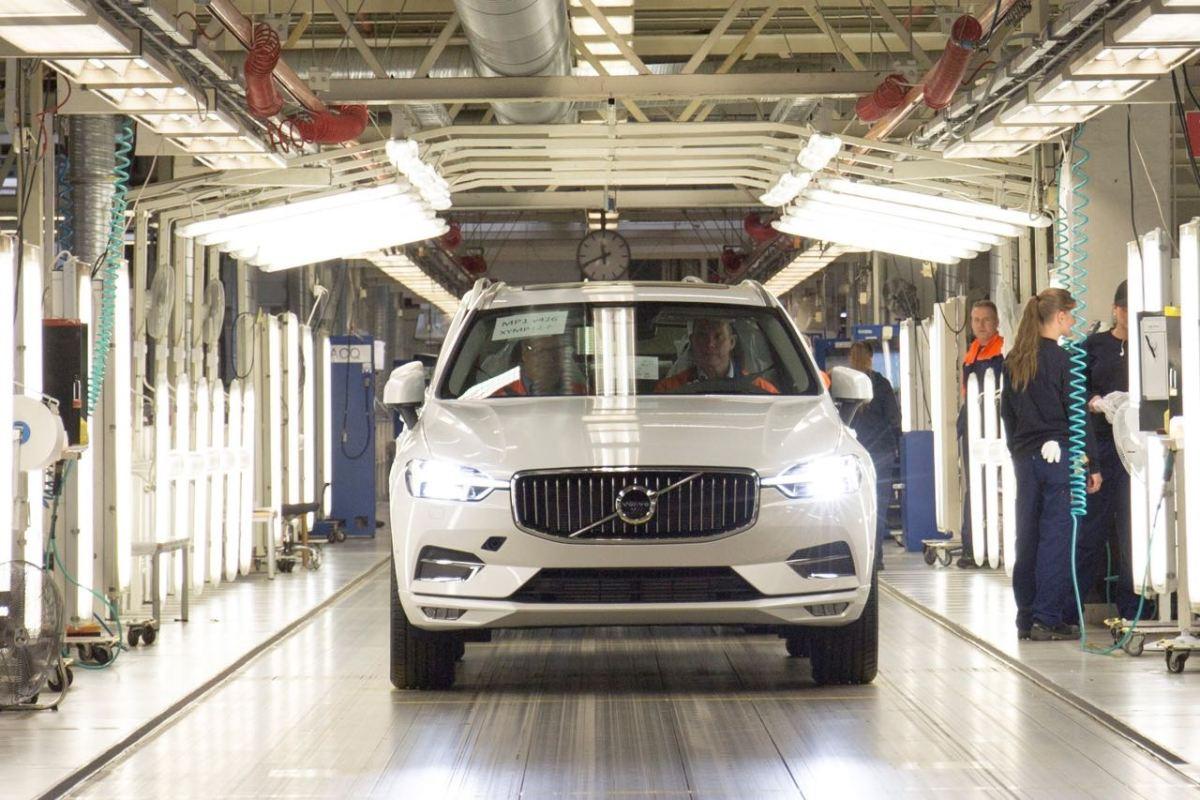Volvo verlagert XC60 Produktion von China nach Europa