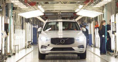 Strafzölle: Volvo beantragt Ausnahme