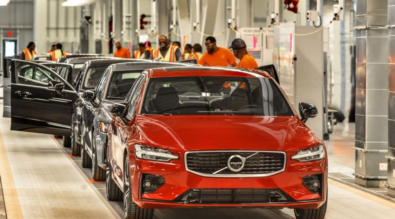 Volvo Produktion in South Carolina
