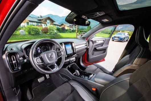 Volvo XC40 Innenraum