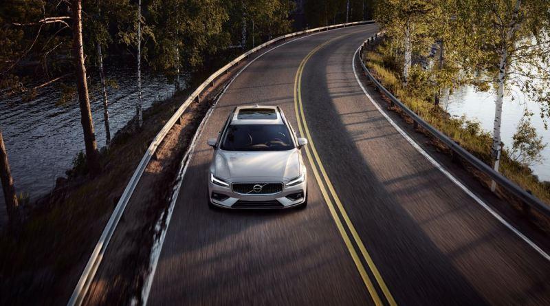 Neuer Volvo V60, Probefahrt online buchen