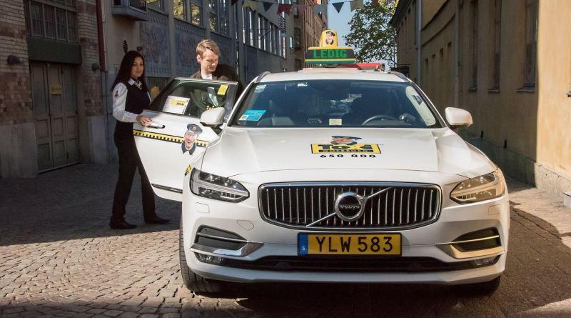 Volvo Cars und Taxi Göteborg testen synthetischen Diesel