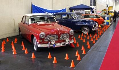 Volvo Amazon und PV544 auf der Retro Classics in Köln