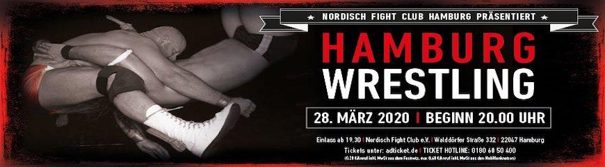 Hamburg Wrestling Live 28.03.2020