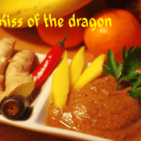 Kiss of the Dragon: Asiatische Ingwer-Chilli-Sauce