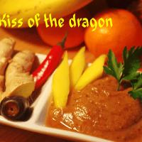 Kiss of the Dragon: Asiatische Ingwer-Chilli-Sauce