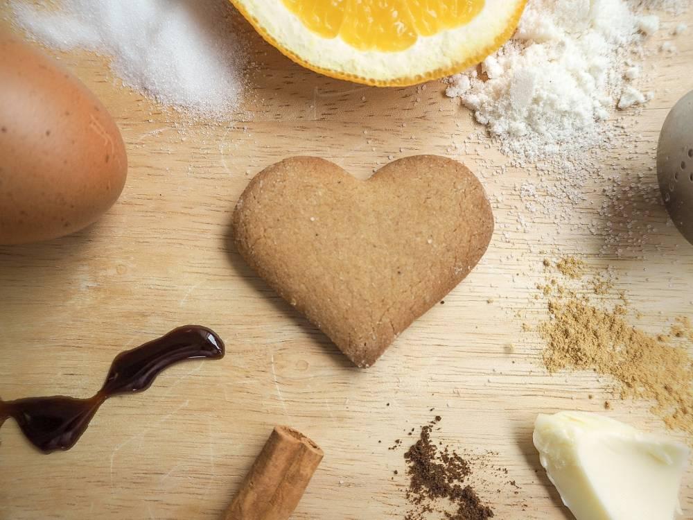 Rezept: Piparkakku - finnische Pfefferkuchen