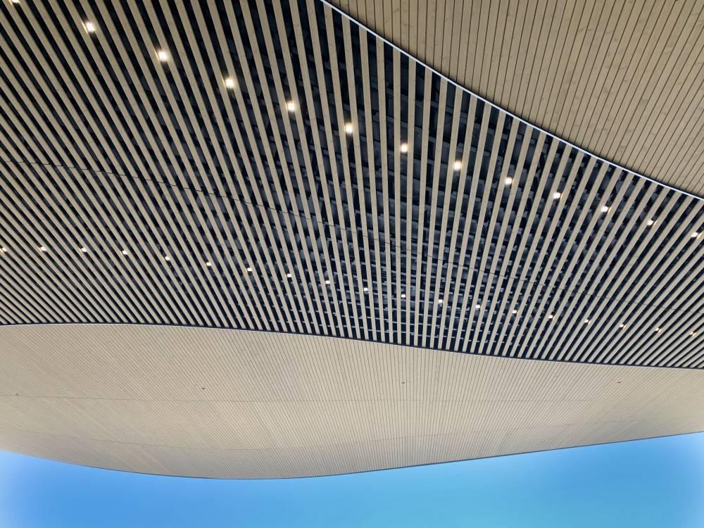 Oodi Helsinki - Hightech-Wohnzimmer & Bücherhimmel
