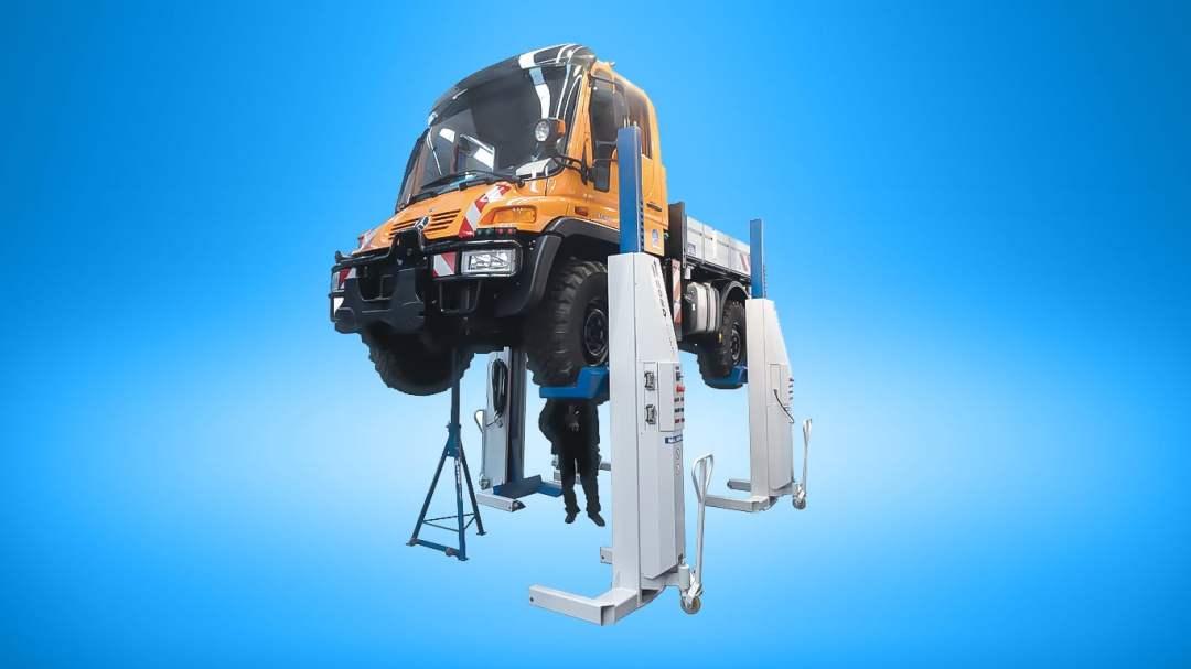 Nordlift HDL 8500 Tukipukki
