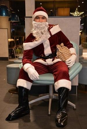 Der Nikolaus bleibt in Meppen - Foto: NordNews.de