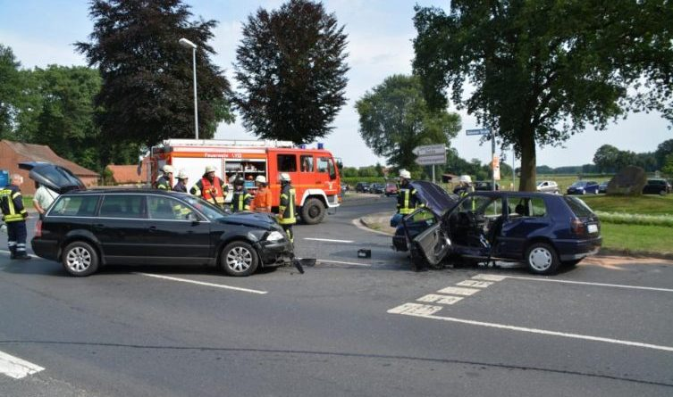 Unfall Dalumer Straße - Foto: NordNews.de