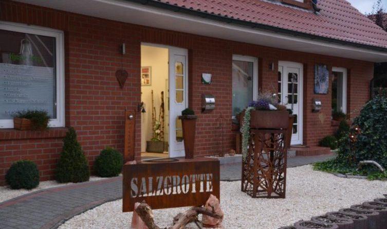 Salzgrotte udn Physikalische Therapie Foto: NordNews.de