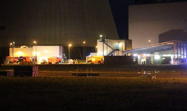 LingenAktuell - Zwischenfall Gaskraftwerk