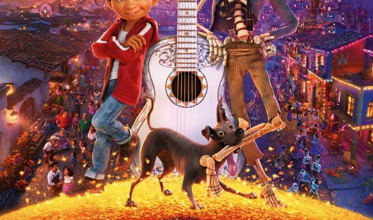 Coco - ab dem 30.11.2017 im Kino