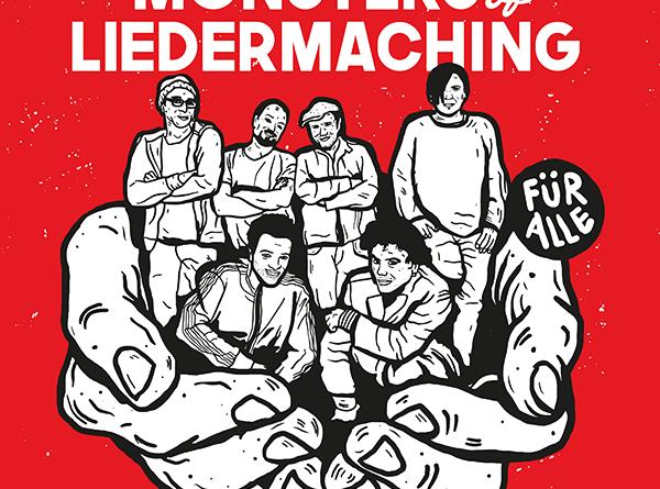 """Ab heute auf Tour: die Monsters of Liedermaching mit neuem Album """"Für Alle"""""""