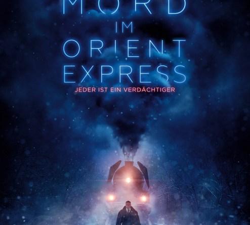 Mord im Orientexpress - ab 09. November im Kino