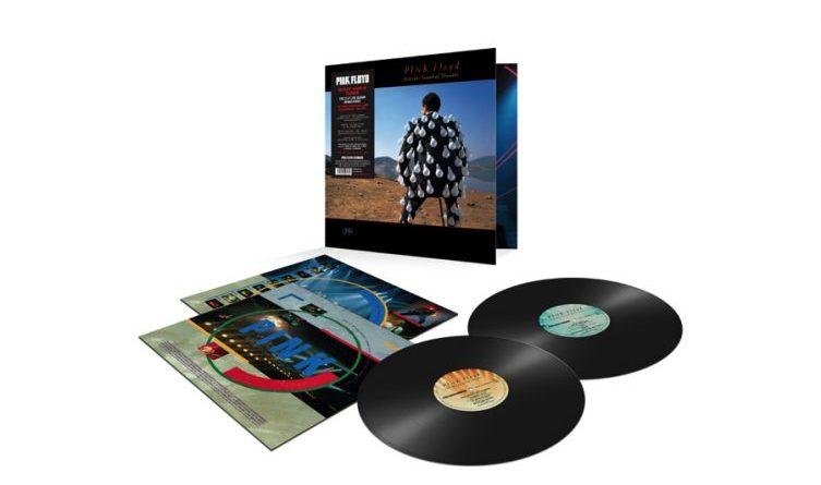 """PINK FLOYD - Pink Floyd Records präsentieren """"A Collection Of Great Dance Songs"""" und """"Delicate Sound Of Thunder"""" als Wiederveröffentlichung auf Vinyl"""