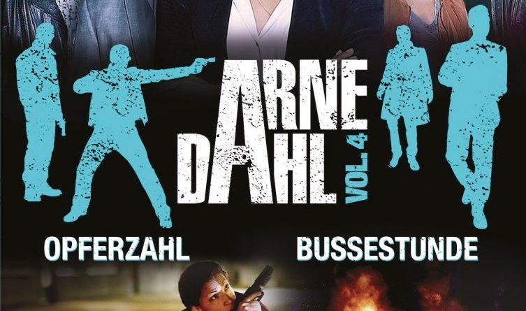 Heute erscheint die vierte Staffel von Arne Dahl auf Blu-ray und DVD