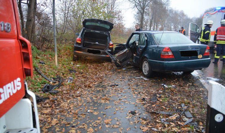 Aktuell 21-jähriger missachtet die Vorfahrt in der Langener Straße Foto: NordNews.de